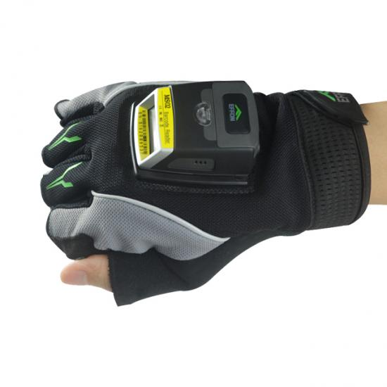 Wearable Glove Barcode Scanner